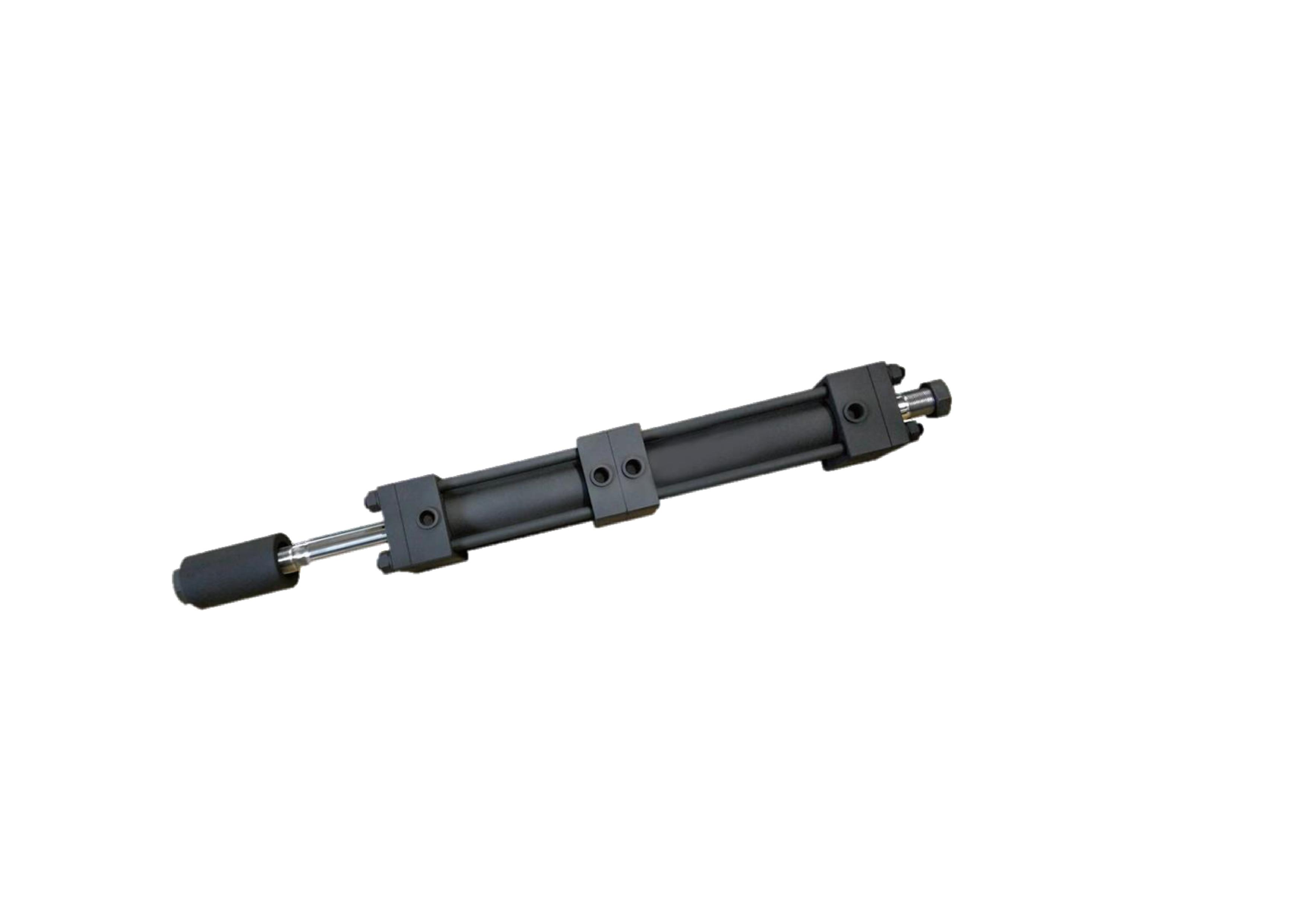 Double ended  hydraulic cylinders